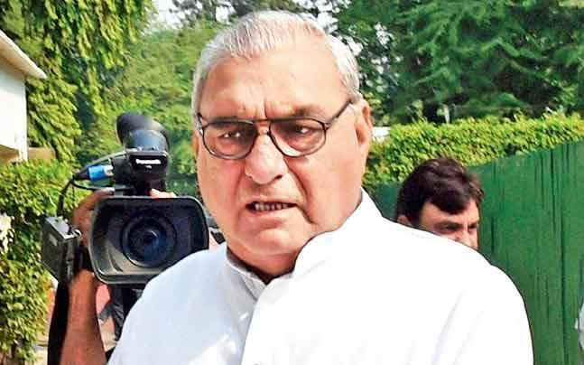 Modi PMO presses for action against Bhupinder Singh Hooda in Haryana land grab case