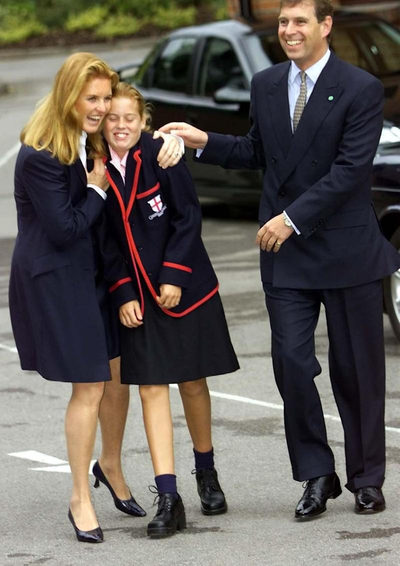 Sometimes parents just can't help themselves. Photo: Getty