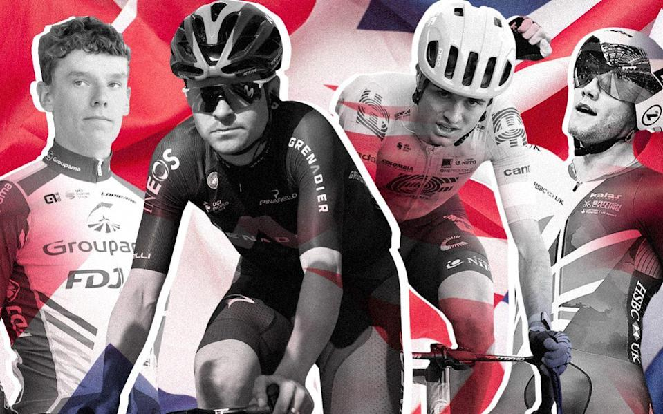 Britain's got talent: Meet the next wave of British cyclists set to rule the roads