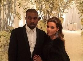 Kim Kardashian Shows Off Her Sexy Curves For 'Heavenly' Date With Kanye West