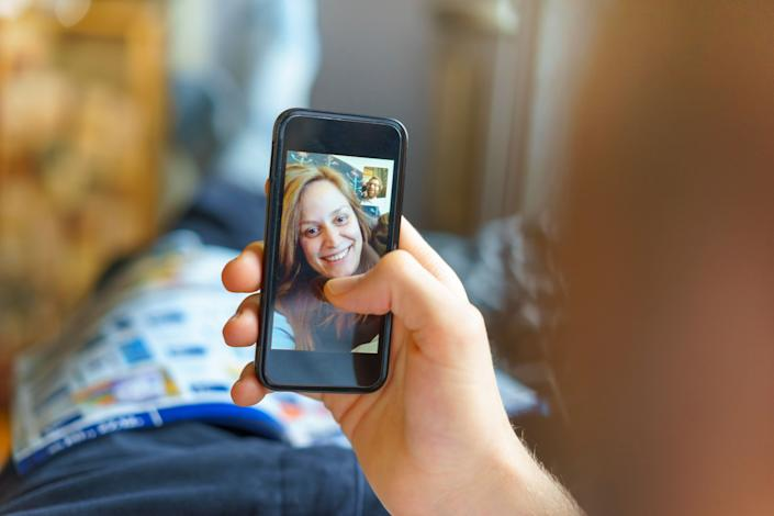 Now is the time to make video calls instead of meeting in person.  (Photo: Westend61 via Getty Images)