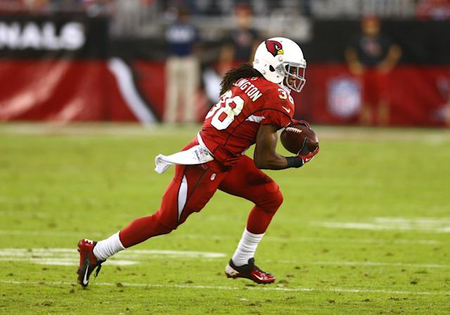 Now we worry about Andre Ellington