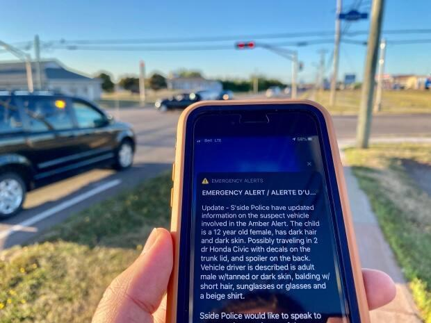 The emergency alert system on P.E.I. has been used only once. (Jane Robertson/CBC - image credit)