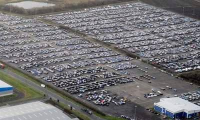 Record Car Exports Boost UK Trade Figures