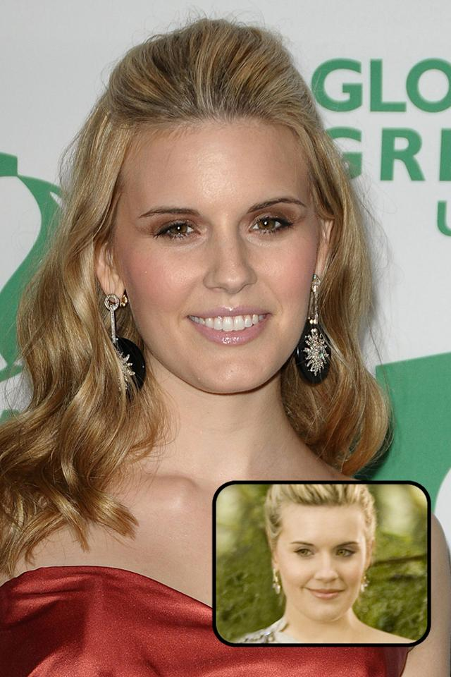 Maggie Grace plays Iriana of the Denali Coven.