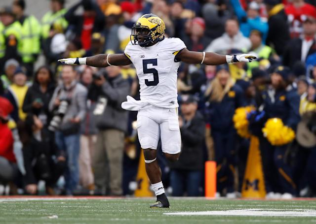 "Jabrill Peppers, who played under D.J. Durkin when he was the defensive coordinator at Michigan, said that Durkin was ""extreme at times"" and described his coaching style as ""bully coaching."" (Getty Images)"