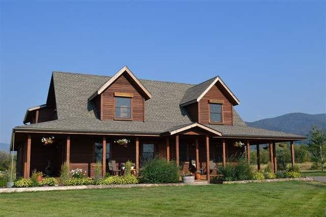 "<strong><a href=""http://homes.yahoo.com/search/Montana/Bozeman/homes-for-sale"" target=""_blank"">Bozeman, MT</a></strong><br /> <p><a href=""http://homes.yahoo.com/Montana/Bozeman/8550-silverberry-ln:4caf6a528a681142ab5f7fc056879a4f/"">8550 Silverberry Ln, Bozeman, MT</a></p> <p>For sale: $525,000</p> <br /> <p>Surrounded by 67,082 square feet of rolling green pastures, this home sits on a pristine lot in Bozeman, MT. The house brings the outdoors in with a reclaimed wood island, fireplace and wood-framed windows.</p>"
