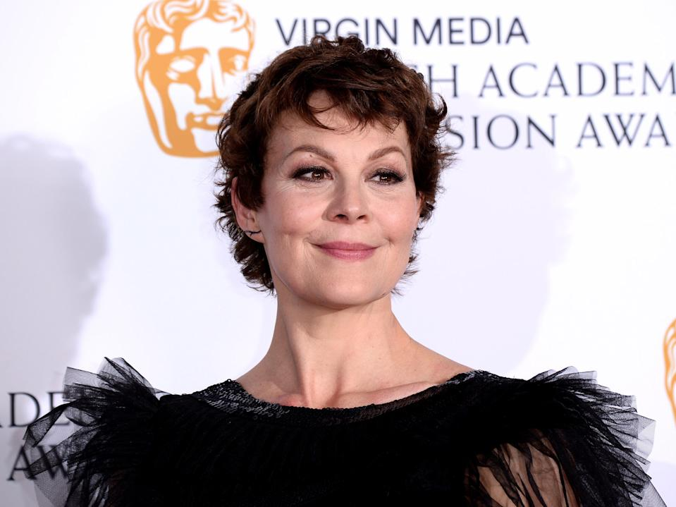 <p>JK Rowling leads tributes to 'extraordinary actress and wonderful woman' Helen McCrory</p> (Getty Images)