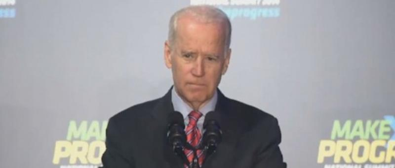 Biden Admits 2008′s Hope And Change 'Didn't Happen'