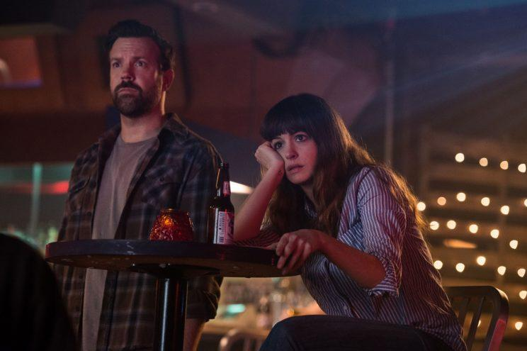Jason Sudeikis and Anne Hathaway in 'Colossal' (Photo: Cate Cameron/Neon /Courtesy Everett Collection)