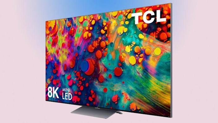 In 2021, TCL is releasing an 8K version of the TCL 6-Series.