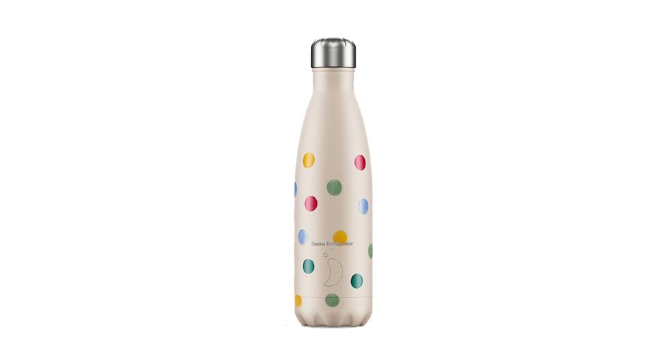 Chilly's Emma Bridgewater Polka Dot Insulated Leak-Proof Drinks Bottle