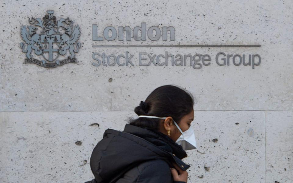 The FTSE 100 hit its highest level since February 2020's global stock market crash earlier today - JULIAN SIMMONDS
