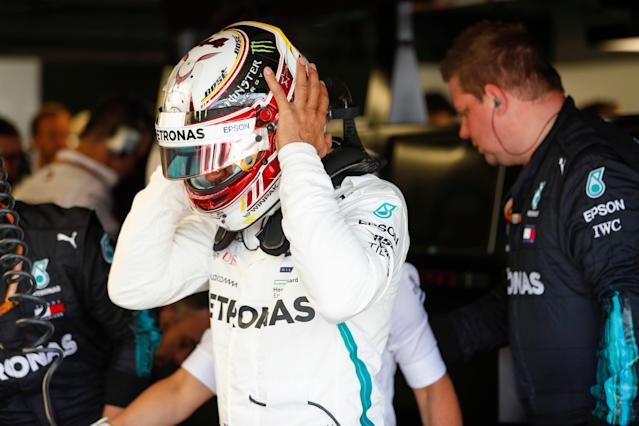 What happened there? Lewis Hamilton and Mercedes didn't have the best of weekends at the Canadian Grand Prix. And then some