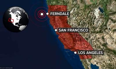 Earthquake In California: Aftershock Fears
