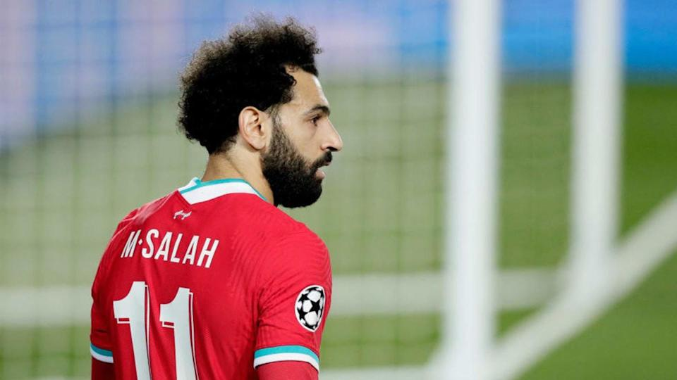 Mohamed Salah | Soccrates Images/Getty Images