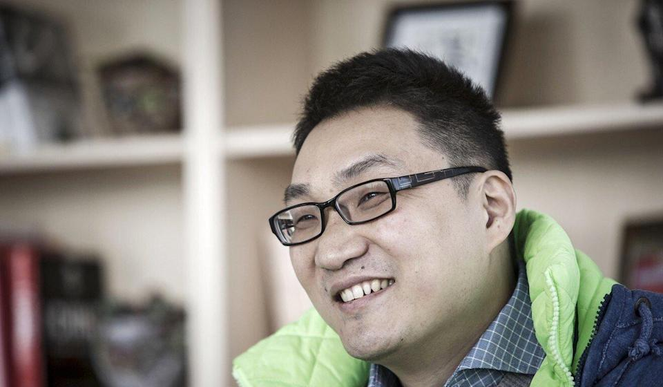 PDD founder Colin Huang stepped aside as chairman in March. Photo: Bloomberg