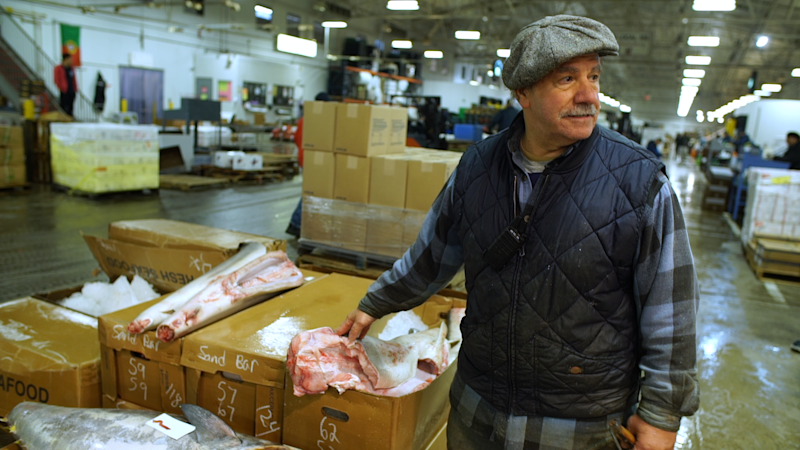 fultonfishmarket.com Director of Seafood Quality Bobby DiGregorio