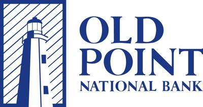 Old Point National Bank logo (PRNewsfoto/Old Point National Bank)