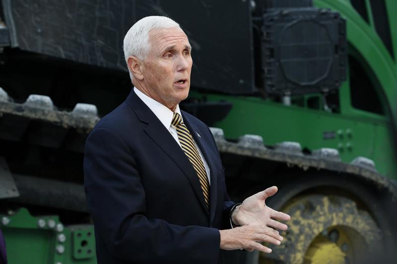 Pence fails to sway Democrats with USMCA sales pitch