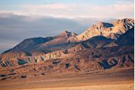 "<p>In <a href=""https://www.nationalparkstraveler.org/2008/12/snow-falls-death-valley-national-park"" rel=""nofollow noopener"" target=""_blank"" data-ylk=""slk:December 2008"" class=""link rapid-noclick-resp"">December 2008</a>, California's Death Valley, which is commonly known as one of <a href=""https://www.rd.com/culture/fun-snow-facts/1/"" rel=""nofollow noopener"" target=""_blank"" data-ylk=""slk:the hottest places in the world"" class=""link rapid-noclick-resp"">the hottest places in the world</a>, experienced a dusting of snow across the top of the Funeral Mountains.</p>"