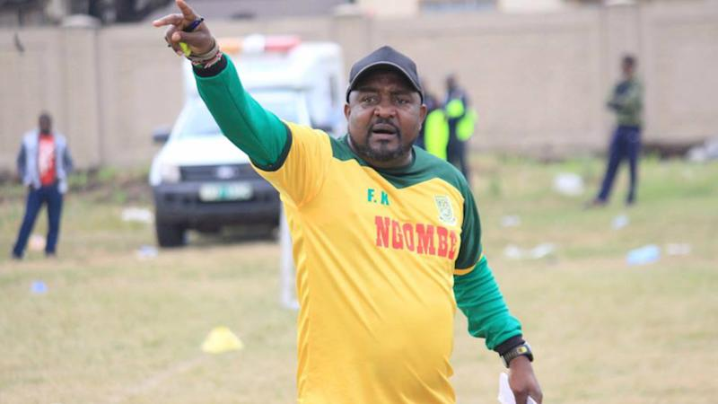 Mathare United coach Francis Kimanzi expects an 'exciting' clash against Tusker