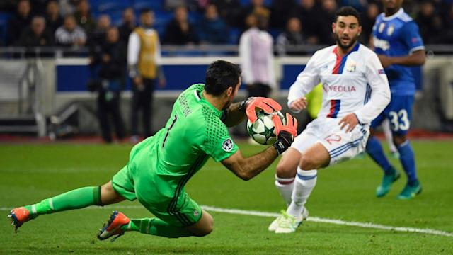"""Gianluigi Buffon likes the idea of becoming a national team coach once he hangs up his gloves and tipped Gianluigi Donnarumma for """"history""""."""