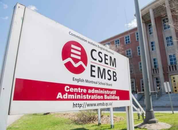 Earlier this month, EMSB commissioners adopted a resolution calling on Quebec to withdraw Bill 96. It also called on the federal government to refer the bill to the Supreme Court of Canada to rule on whether it's legal. (Graham Hughes/The Canadian Press - image credit)