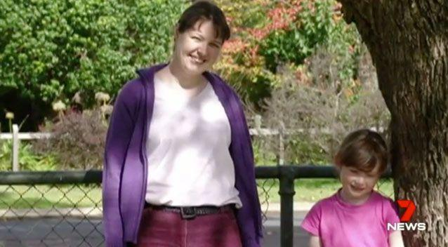 Chantelle McDougall, 27, and her five-year-old daughter Leela vanished almost a decade ago. Photo: 7 News