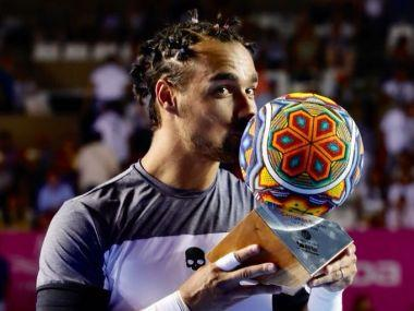Los Cabos Open: Fabio Fognini upsets top seed Juan Martin del Potro to win his third title of 2018