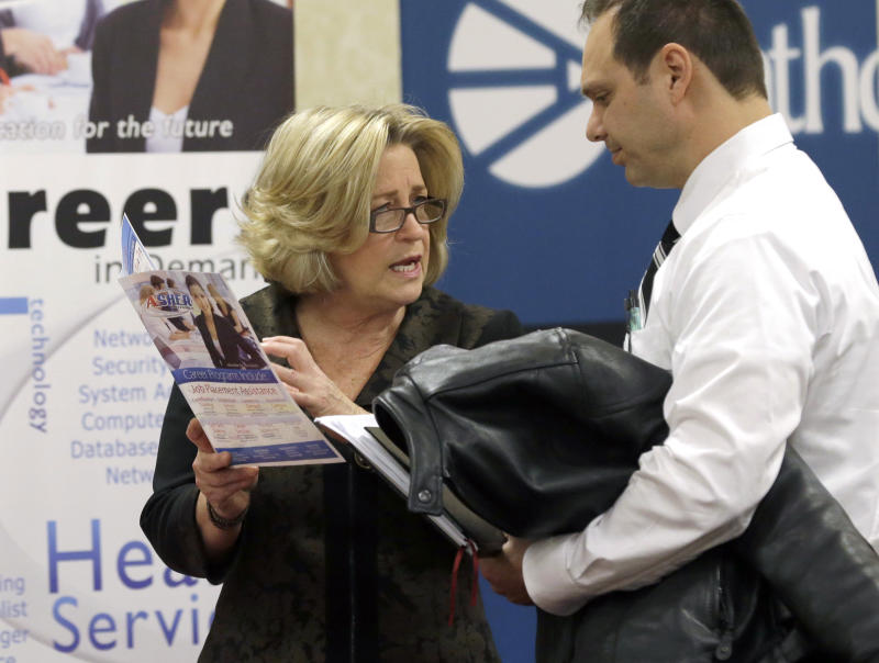 US employers posted more open jobs in January