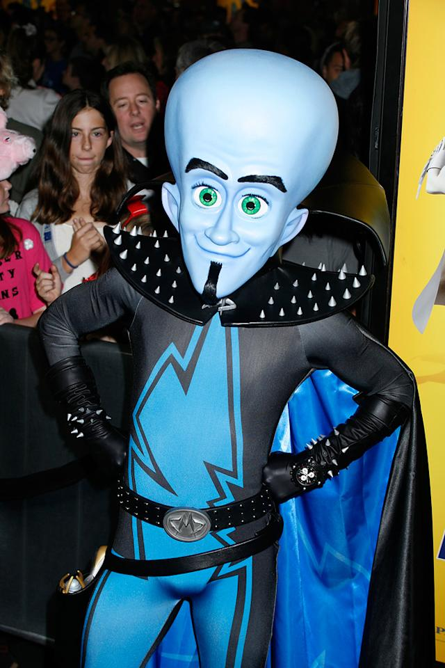 """Atmosphere from the Los Angeles premiere of <a href=""""http://movies.yahoo.com/movie/1809998238/info"""">Megamind</a> on October 30, 2010."""