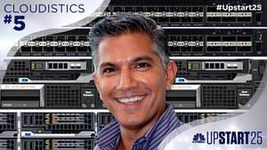 Cloudistics Named to CNBC's First-ever Upstart 25 of Promising Start-ups