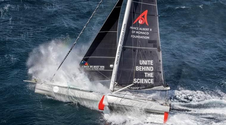 Sailing team to fly 2 crew to US to bring Greta Thunberg boat back