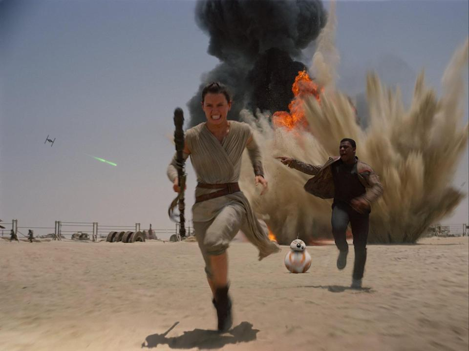 2015's 'Star Wars: The Force Awakens' (credit: Lucasfilm)