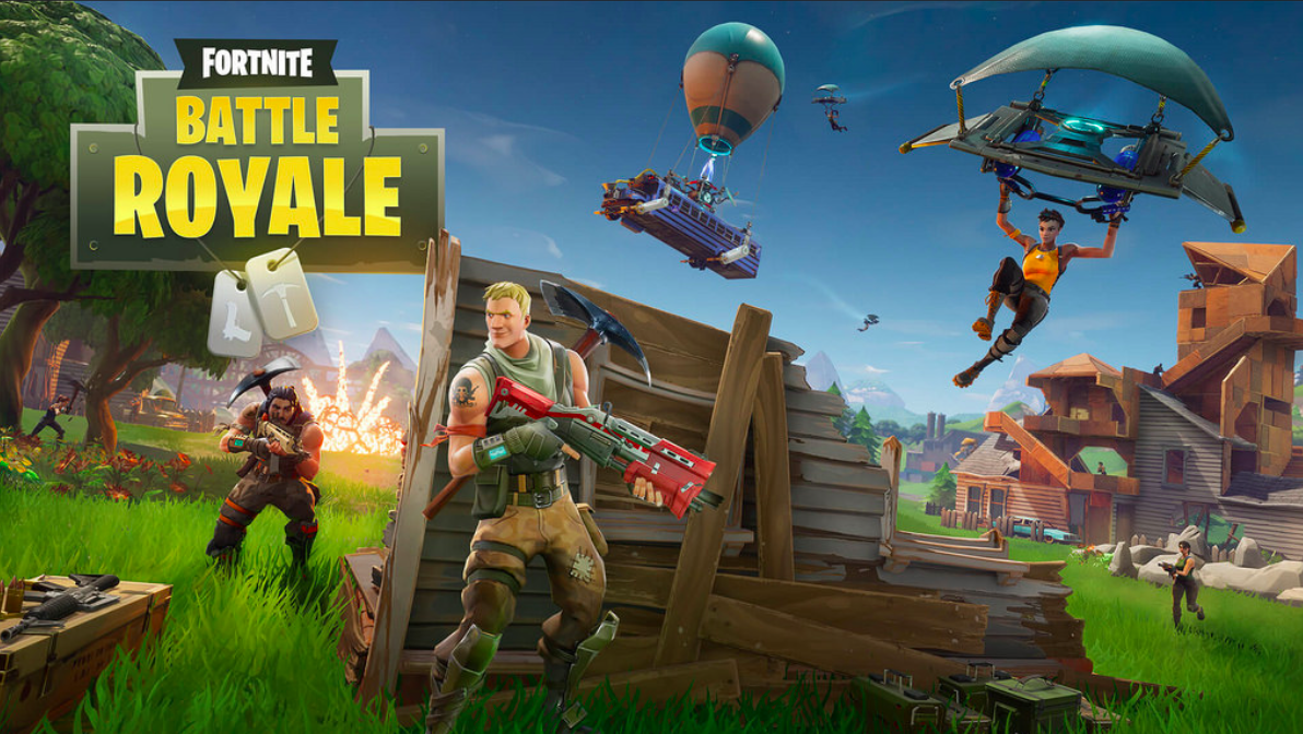 <p>The game that every kid loves and every parent doesn't understand, Fortnite was a smash in the gaming charts and the search charts, coming in third place. (Flickr) </p>