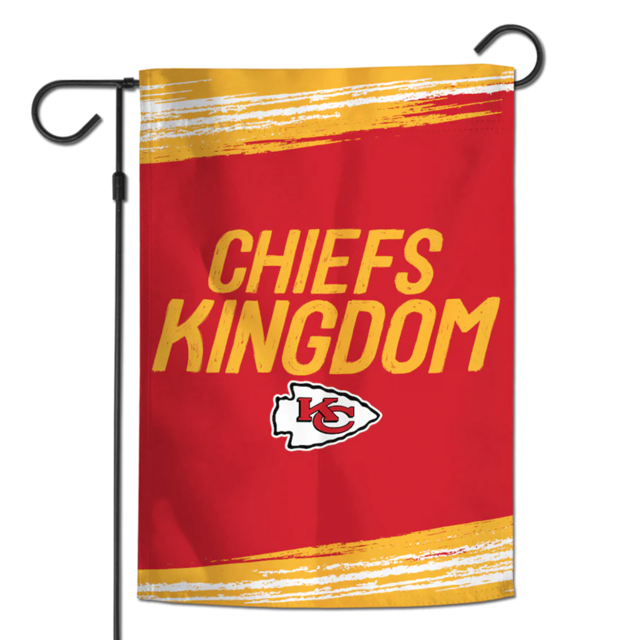 Chiefs 2021 Red Friday 12'' x 18'' 2-Sided Garden Flag