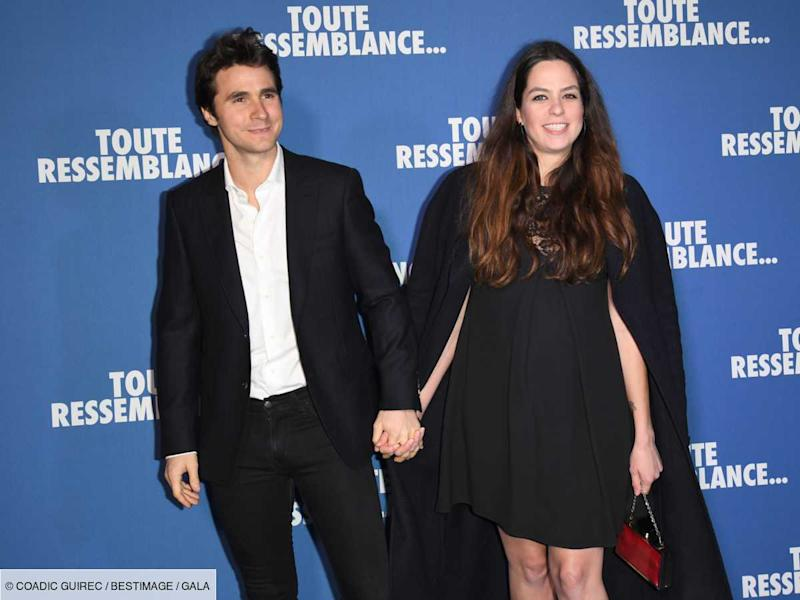 PHOTO - Anouchka Delon maman : son compagnon Julien Dereims lui adresse un tendre message