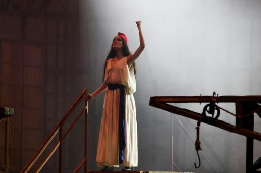 """The producer said staging """"Les Miserables"""" in Venezuela was an """"act of rebellion"""""""