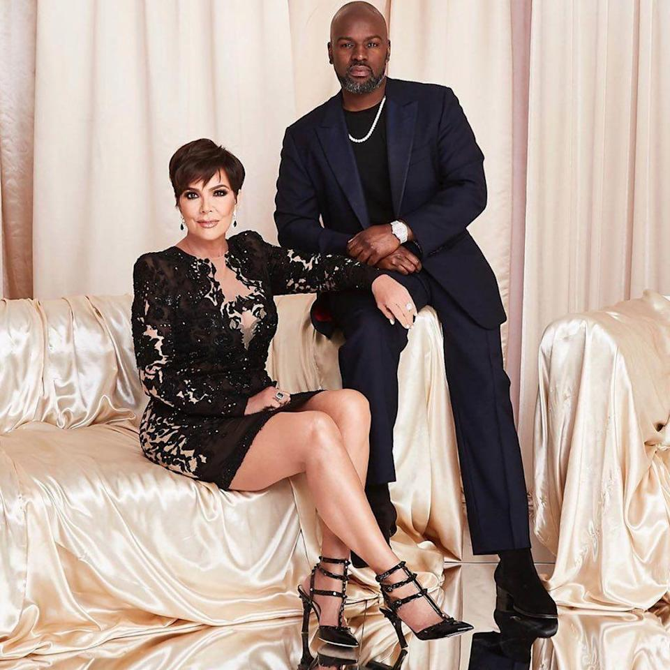 """<p>Specifically so she can have sex with her boyfriend, Corey Gamble. <a href=""""https://www.mirror.co.uk/tv/tv-news/frisky-kris-jenner-demands-film-21845597"""" rel=""""nofollow noopener"""" target=""""_blank"""" data-ylk=""""slk:No literally, this is a thing that happened."""" class=""""link rapid-noclick-resp"""">No literally, this is a thing that happened. </a></p>"""