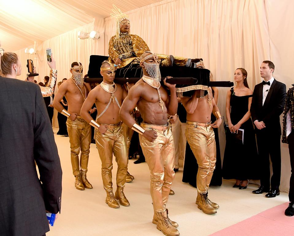 """<h1 class=""""title"""">Billy Porter in The Blonds</h1><cite class=""""credit"""">Photo: Getty Images</cite>"""