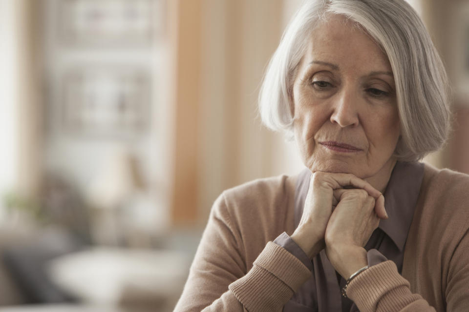 Loneliness can have knock-on effects on health. (Getty Images)