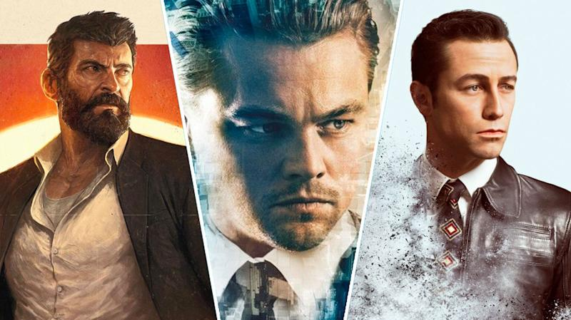 Logan, Inception, Looper.