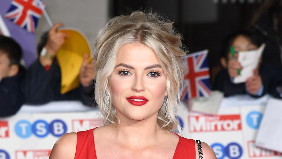 Lucy Fallon (Doug Peters/EMPICS)