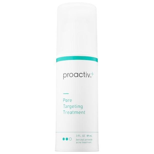 <p>This <span>Proactiv Pore Targeting Treatment</span> ($60) has a 2.5-percent concentration of benzoyl peroxide, but comes in a gel form instead of a cream. It finishes nongreasy, and adds in glycerin to help skin stay hydrated and better retain moisture moving forward.</p>