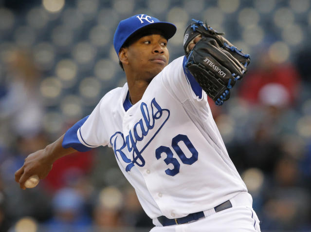 <p>Yordano Ventura (1991-2017): Pitcher for Kansas City Royals, who was killed in a car crash. </p>