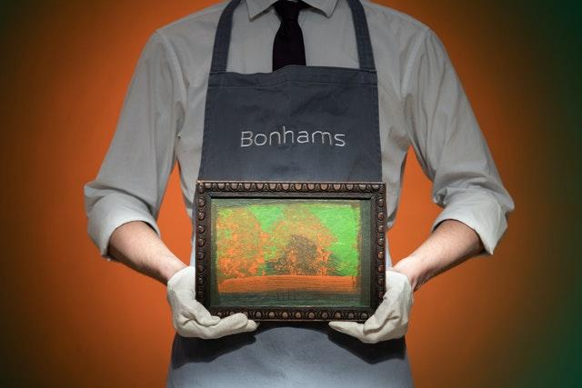 Bonhams Post-War and Contemporary Art sale