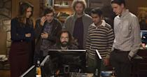 """<p><em>Silicon Valley</em> nearly missed its window. The tech-brother of <em>Entourage</em>, <em>Silicon</em> manages to tell its story with considerably fewer jerks than its bro-y counterpart. The comedy continues to draw critical acclaim, even after its untimely end.</p><p><a class=""""link rapid-noclick-resp"""" href=""""https://play.hbonow.com/series/urn:hbo:series:GVU2WugfAylFvjSoJATvA?camp=Search&play=true"""" rel=""""nofollow noopener"""" target=""""_blank"""" data-ylk=""""slk:Watch Now"""">Watch Now</a></p>"""