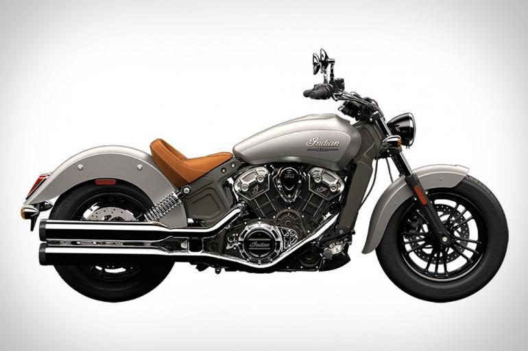 Silver Indian Scout