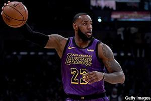 LeBron James threw down an impressive triple-double, but his team hit a notable new low. Matt Stroup breaks down all the action in the Dose